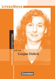 Juli Zeh: Corpus Delicti - Cover