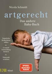 artgerecht - Das andere Baby-Buch - Cover