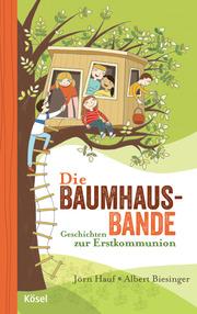 Die Baumhaus-Bande - Cover