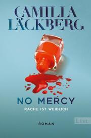 No Mercy. Rache ist weiblich - Cover