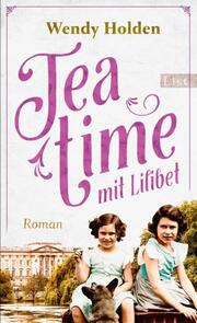 Teatime mit Lilibet - Cover
