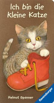 Ich bin die kleine Katze - Cover
