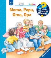 Mama, Papa, Oma, Opa - Cover
