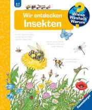 Wir entdecken Insekten - Cover