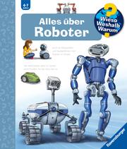 Alles über Roboter - Cover