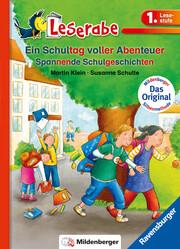 Ein Schultag voller Abenteuer - Cover