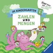 Im Kindergarten: Zahlen und Mengen - Cover