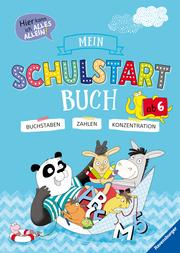 Mein Schulstart-Buch - Cover