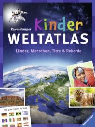 Ravensburger Kinder-Weltatlas - Cover