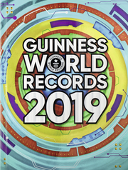 Guinness World Records 2019 - Cover