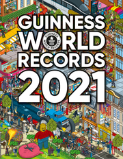Guinness World Records 2021 - Cover
