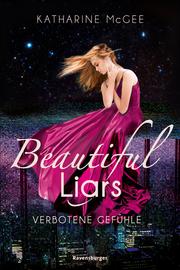 Beautiful Liars - Verbotene Gefühle - Cover