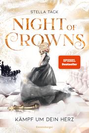 Night of Crowns - Kämpf um dein Herz - Cover