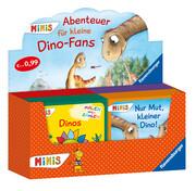 Verkaufs-Kassette 'Ravensburger Minis 118 - Abenteuer für kleine Dino-Fans'