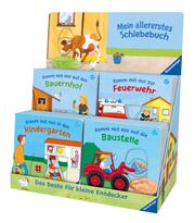 Verkaufs-Kassette 'Mein allererstes Schiebebuch'