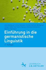 Einführung in die germanistische Linguistik - Cover