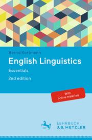 English Linguistics - Cover