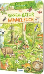 Das Riesen-Natur-Wimmelbuch - Cover