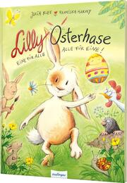 Lilly Osterhase - Cover