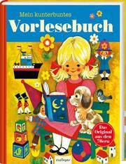 Kinderbücher aus den 1970er-Jahren: Mein kunterbuntes Vorlesebuch
