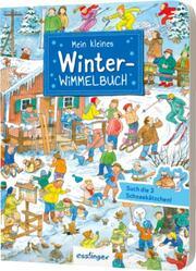 Mein kleines Winter-Wimmelbuch