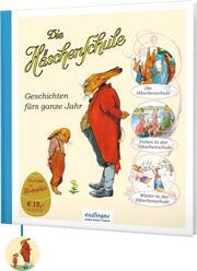 Die Häschenschule: Geschichten fürs ganze Jahr - Cover