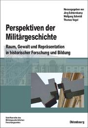 Perspektiven der Militärgeschichte - Cover