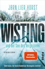 Wisting und der See des Vergessens - Cover
