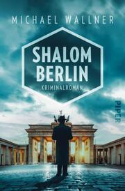 Shalom Berlin - Cover