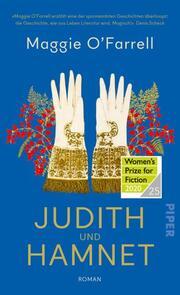 Judith und Hamnet - Cover