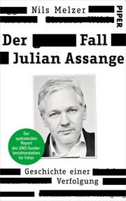 Der Fall Julian Assange - Cover