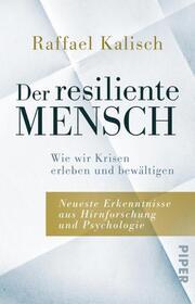 Der resiliente Mensch - Cover