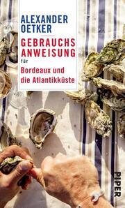 Gebrauchsanweisung für Bordeaux und die Atlantikküste - Cover
