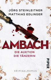 Ambach - Die Auktion/Die Tänzerin - Cover