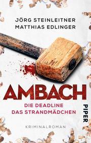 Ambach - Die Deadline/Das Strandmädchen - Cover