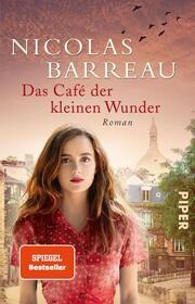 Das Café der kleinen Wunder - Cover