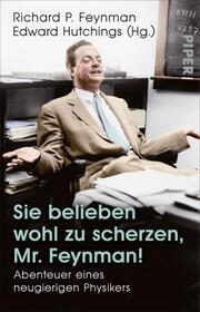 Sie belieben wohl zu scherzen, Mr. Feynman! - Cover