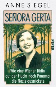 Señora Gerta - Cover