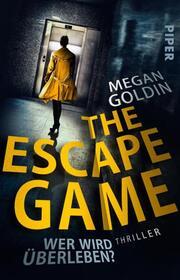 The Escape Game - Wer wird überleben? - Cover