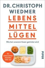 Lebensmittellügen - Cover
