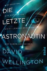 Die letzte Astronautin - Cover