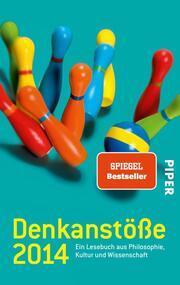 Denkanstöße 2014 - Cover