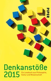 Denkanstöße 2015 - Cover