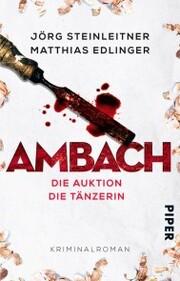 Ambach - Die Auktion / Die Tänzerin - Cover