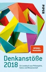 Denkanstöße 2018 - Cover
