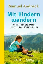 Mit Kindern wandern - Cover