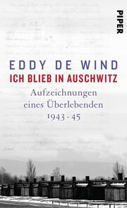 Ich blieb in Auschwitz - Cover