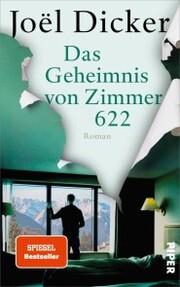 Das Geheimnis von Zimmer 622 - Cover