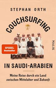 Couchsurfing in Saudi-Arabien - Cover