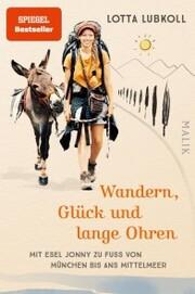 Wandern, Glück und lange Ohren - Cover